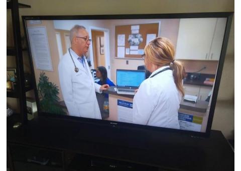 Sharp AQUOS 60-inch Smart HD TV