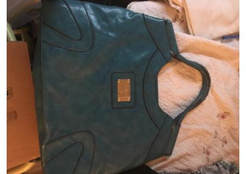ELLE leather purse